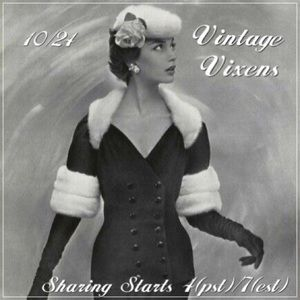 Accessories - SATURDAY 10/24 Vintage Vixens Sign Up Sheet